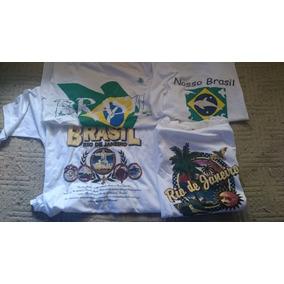 Remera Importada Brazil Con Botones Talle L Medidas Abajo - Ropa y ... 9c81178489d1f
