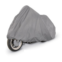 Funda Cubre Moto Impermeable Universal En Freeway Motos !