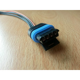 Conector Para Valvula Iac Daewoo/chevrolet/chrysler