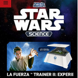 Star Wars Force Trainer 2 Hologramas