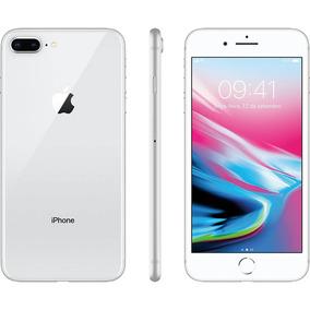 Iphone 8 Plus Prata 64gb Tela 5.5 Ios 11 4g Wi-fi Câmera