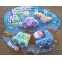 Masa Para Modelar - Play Foam - Juegos Didácticos Autos
