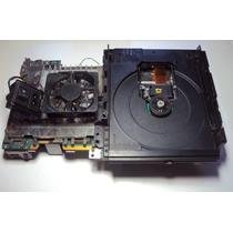 Lote Peças Playstation 2 Fat Tijolão No Estado Leia Anuncio