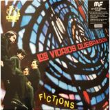Vinilo Los Vidrios Quebrados - Fictions.oferta! Envío Gratis
