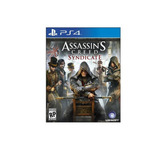 Cd Ps4 Assassing Creed Syndicate