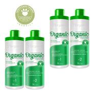 2 Escovas 0% Formol Fiorganic - 1 L (promoção  03 A 10/03 )