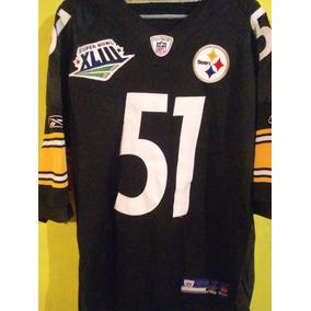 1f6c32cbdcea8 Jersey Nfl Pittsburgh Steleers James Farrior