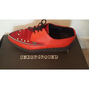 Zapatos Creepers Underground