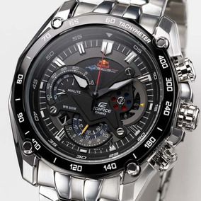 Relógio R30095 Casio Edifice Red Bull Ef-550 Promocional