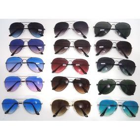Kit Oculos Aviador Feminino Atacado - Óculos no Mercado Livre Brasil 43d31a0362
