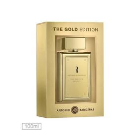 Antonio Banderas Golden Secret Gold Edition Edt 100ml