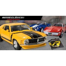 Colección Autos Clásicos Americanos -nacion-1 Al 6,13 Al 18