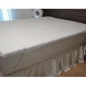 Pillow Top Viscoelástico Nasa Gel Casal 1,38 X 1,88 Com 5cm