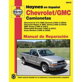 Libro Chevrolet Y Gmc Camionetas Manual De Reparacion / Hayn