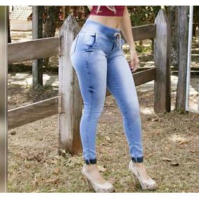 Blazer + Calça Jeans Capri A Moda Do Momento Lançamento 2018