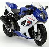 Moto Suzuki Gsx-r 1000 Escala 1:12 New Ray