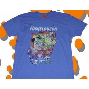 Nickelodeon Remera Oficial Licenciada