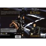 El Zorro - Guy Williams - Serie Completa - Latino - Color.