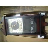 Reloj A Péndulo C/sonería- Electrónico- Rythm -japan