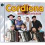 Cd - Grupo Cordiona - Bailes No Interior