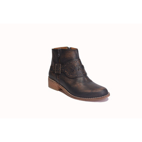 Zapato Bota Mujer Malena