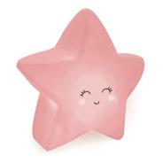 Mini Luminária Estrela Rosa Festa Pedacinho Do Céu - Cromus