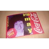 Calcomania Brian May 1992 Bsas Coca Cola Rock Festival Queen