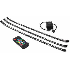 Tira Leds Deepcool Rgb 380 Gabinete Leds Digitales 3x 40cm