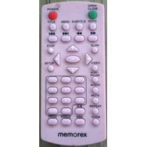 Control Remoto Mvd2040-flr Dvd Memorex