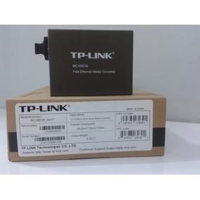 Convertidor Rápido De Medios Ethernet Mc100cm Tp Link