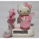 Telefono Fijo Hello Kitty Vintage Cantv Identifica Llamadas