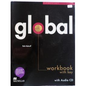 Livro global elementary livros no mercado livre brasil livro global elementary workbook with key rob metcalf fandeluxe Image collections