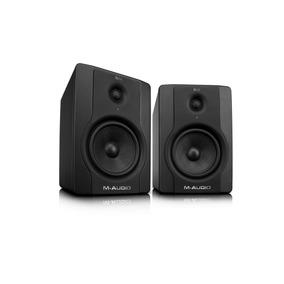 M-audio Bx8 D2 Monitor Referencia Studio (par) / Krk Yamaha