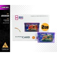 [ Super Card Micro Sd + 2gb ] Gba Sp Micro Nds Lite   Tracia