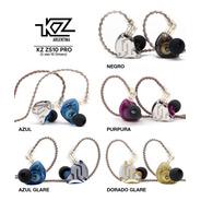 Auriculares In Ear Kz Zs10 Pro Monitoreo 5 Vias + Cuotas Representante Oficial Kz