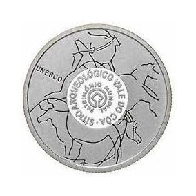 Moeda De 2,50 Euros Portugal 2010 - Vale Do Côa