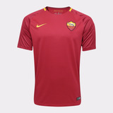 Camisa Nike A S Roma Home 2017 S/n Original Empires Sports