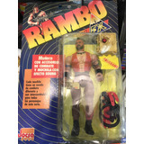 Vendo Antiguo Muñeco De Rambo Jocsa Colección En Blister 90