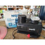 Compresor Nisuta Ns-ac02 12v 250psi
