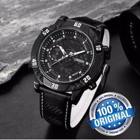 f518963e834 Relógio Pulso Ohsen Led Xmas Sport Black Digital E Analógico ...