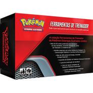 Jogo Carta Pokemon Caminho Do Campeao Ferramenta Treinador