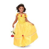 Fantasia Princesa Bela Infantil
