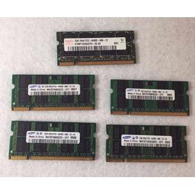 Memoria Ram Laptop 2gb Toshiba Satellite A205 U205 L305 U400