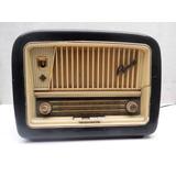 Antiguo Radio Telefunken Mod. Pigalle Funcionando Ojo Mágico