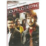 Dvd Golpe Do Destino - David Arquette - Thora Birch