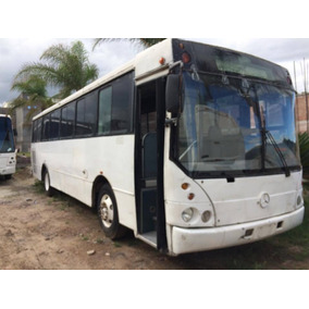 Camion Urbano Ayco Chato Panoramico Mercedez Benz