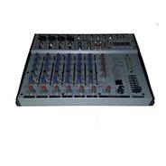 Mixer Consola 8 Canales Jahro Mpa8.2 Usb Bluetooth