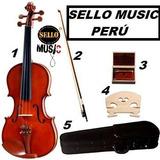 Violin Hoffer O Melody Mas Pack Gratis. Deliveryº