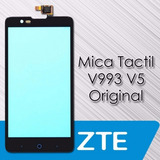 Mica Tactil Zte V5 V993 Nuevas Tienda Fisica Original