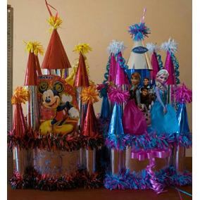 Piñatas Castillo